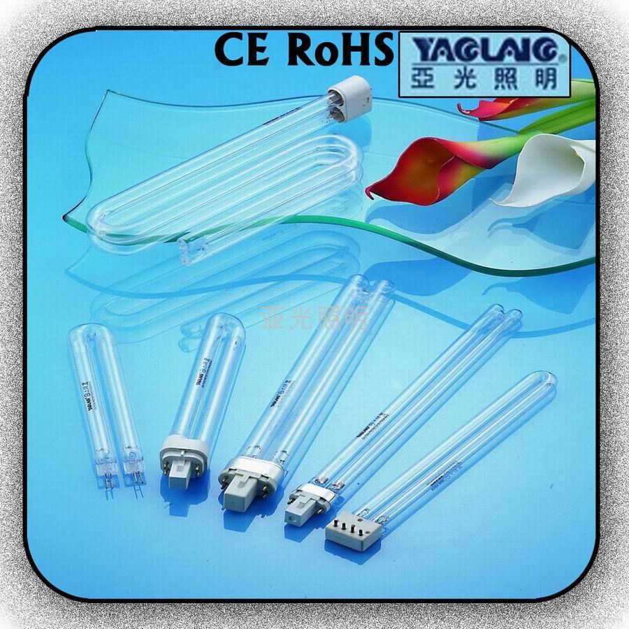 石英紫外線殺菌燈管(H型) 1