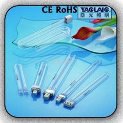 石英紫外線殺菌燈管(H型)