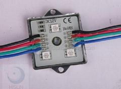 SMD 5050 RGB multicolour DC 12V for LED