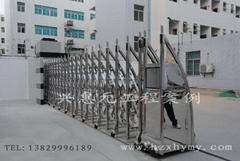 惠州電動伸縮門
