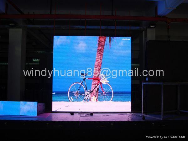 Full color indoor Led Display  4