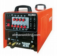 Inverter Welding Machine/Welder AC/DC TIG/MMA PULSE SERIES