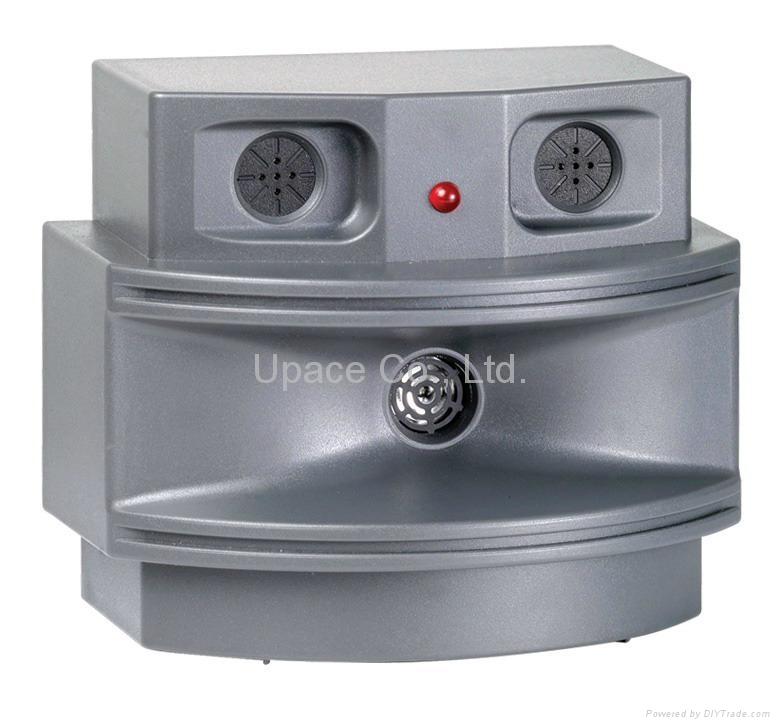 3 speaker Triple Ultrasonic Pest Away Plus  1
