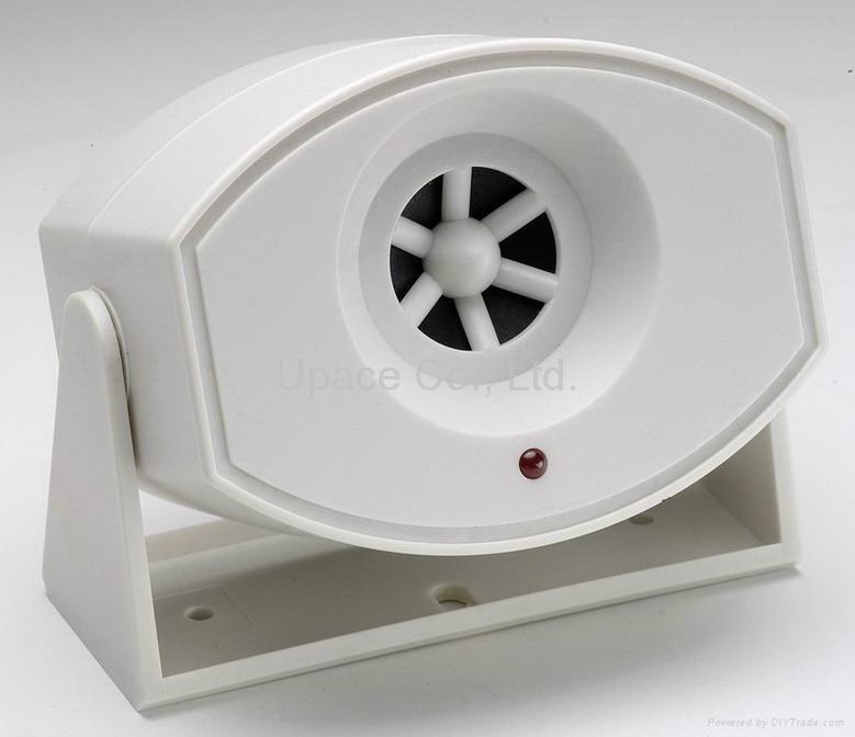 360 degree Ultrasonic high power pest controller   1