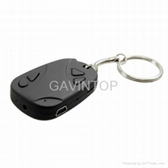 smallest car key camera