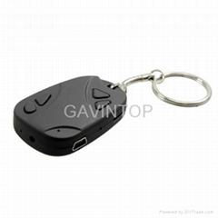 smallest car key camera