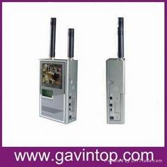 Wireless Spy Camera Hunt