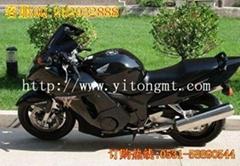 億通車行銷售全新進口本田CBR1100XX摩托車