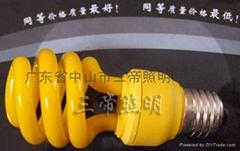 9mm螺旋驅蚊節能燈