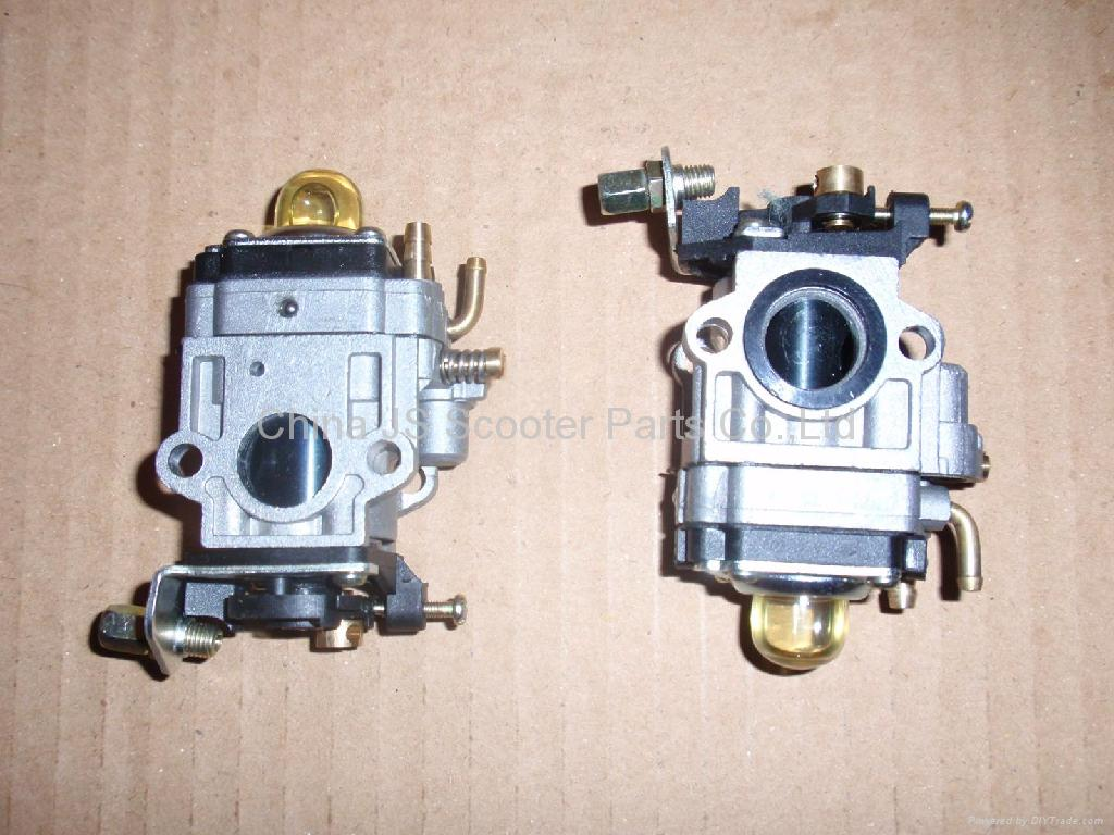 carburetor  stock  for 43 49cc