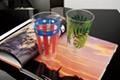 plastic cups