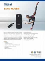 EDGE modem