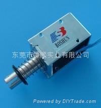 收款機電磁鐵驗鈔機電磁吸鐵換鈔機螺線管