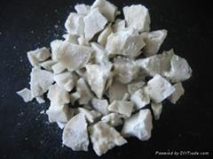 Lump aluminium sulphate
