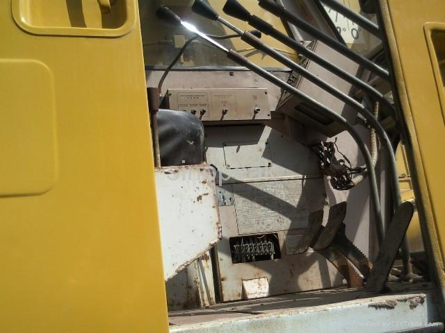 used truck crane Tadano TG500E 50 ton crane 2