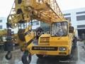 Japan original used tadano crane TL350E