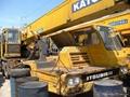 Japan truck crane kato 25 ton NK250E-III