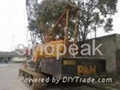 used P&H 440s 40 ton crawler crane