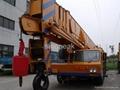 used kato crane NK1000 100 ton truck