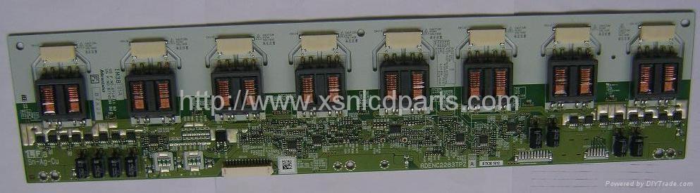 日立高压板 INVC755 5