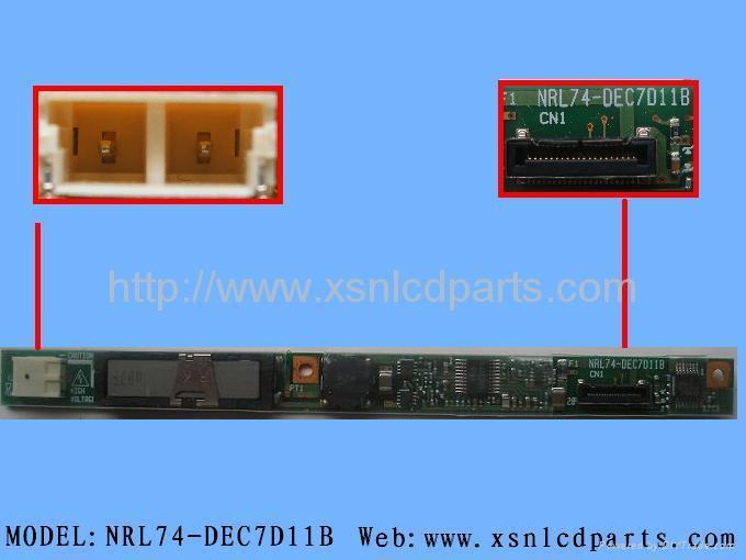 笔记本高压条 D7304-B001-Z3-0 4