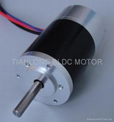 Dia.36X60mm BLDC Motor