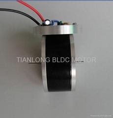 Dia.57 X 30mm BLDC Motor