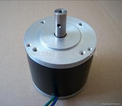 Dia.80 X 80mm BLDC Motor