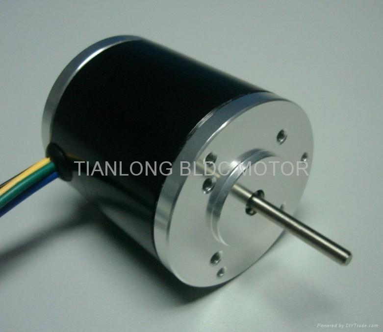 X 50mm Bldc Motor Tlbl4550 2450 Tianlong China