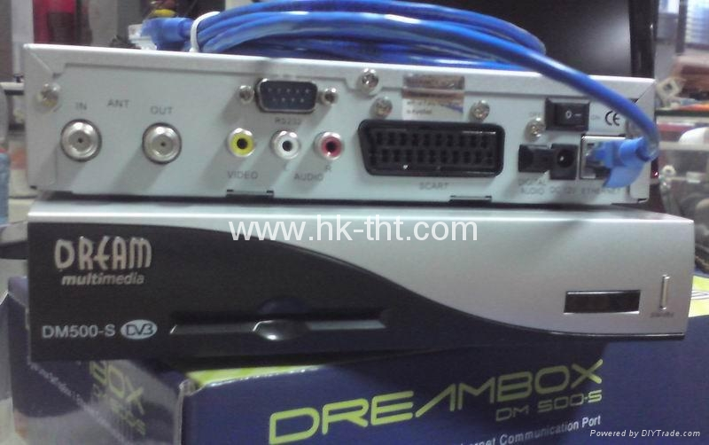 Dreambox Astro91.5 satellite receiver DM500S DVB-S only can be used in Malaysia