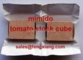 tomato soup(stock) cube