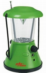 LED lantern radio(ST-1010LED)