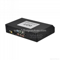 Freeview TV receiver Box In Car DVB-T Receiver Box (MPEG-4) Car Digital TV tuner