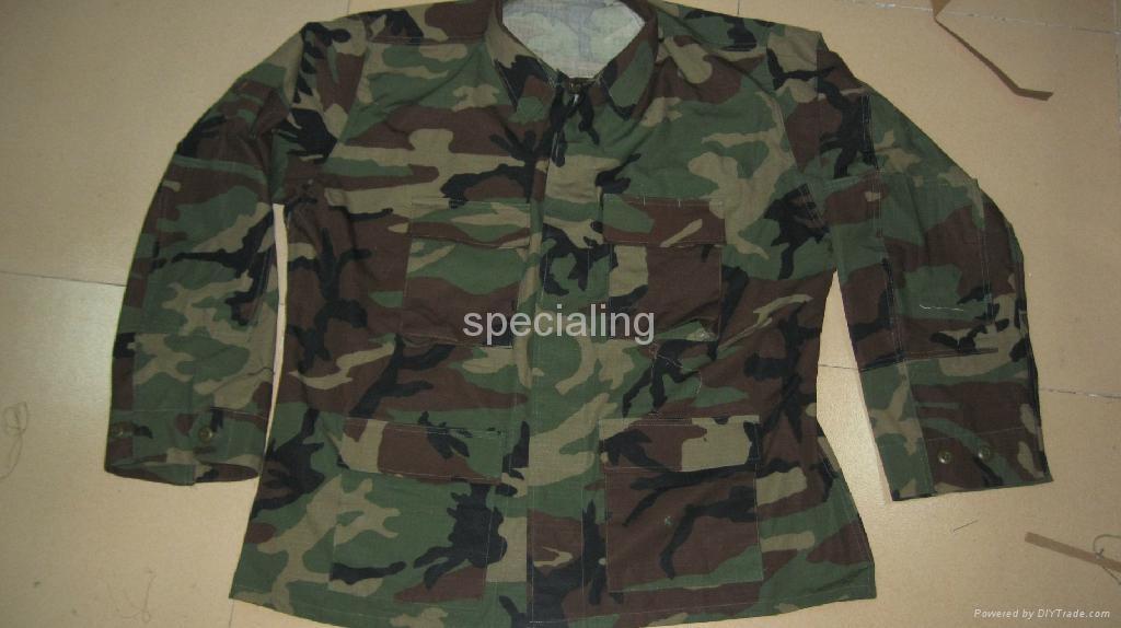 BDU CAMO UNIFORM,ACU camo uniform 1