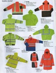 safety jacket&&safety workwear