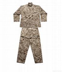 BDU,ACU camouflage clothing