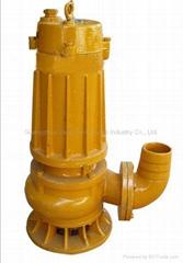 WQ无堵塞潜水排污泵