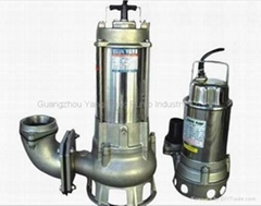 KF不锈钢潜水排污泵