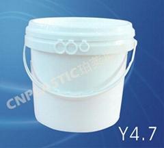 水性原子灰桶