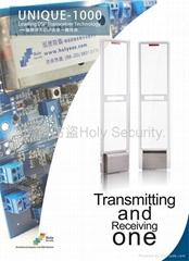 Transmit–receive RF system Unique-1000