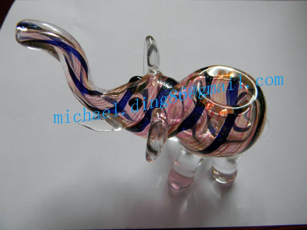 Elephant Bowl Pipe