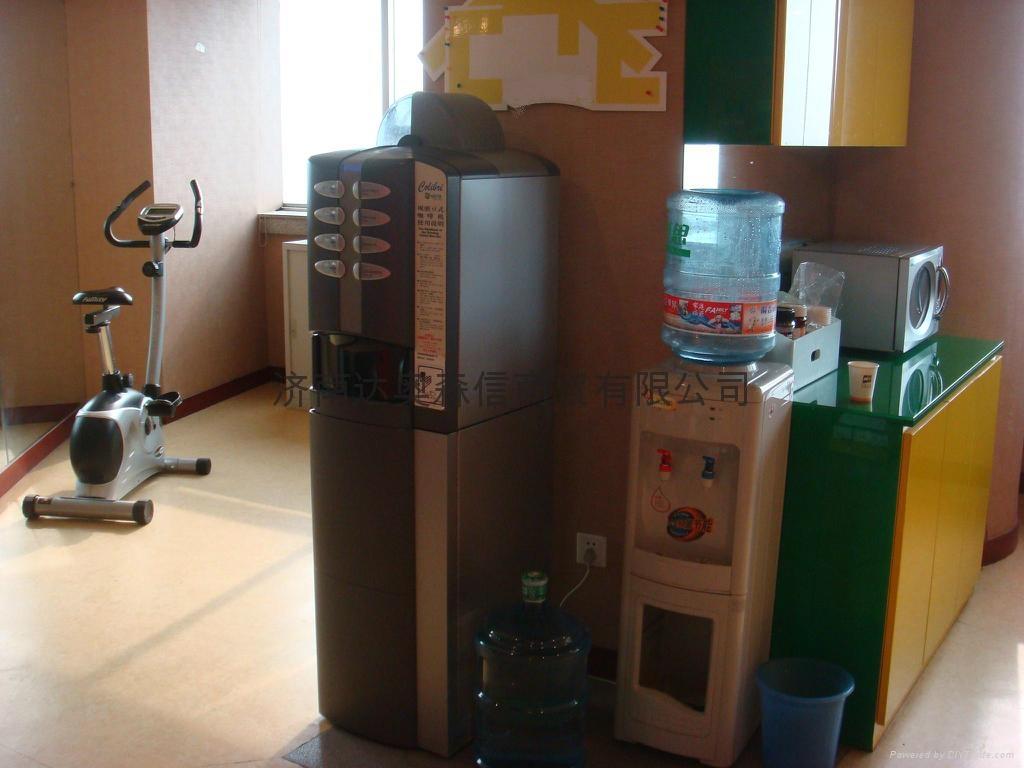 意大利NECTA COLIBRI自动咖啡机 5