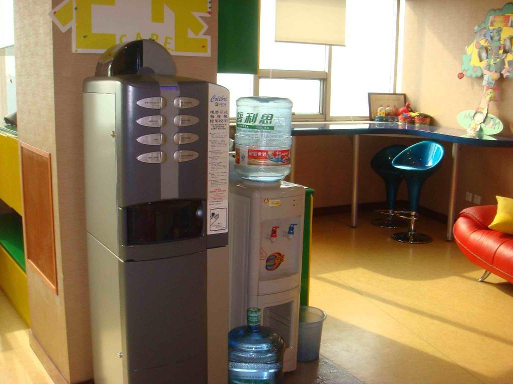 NECTA  Colibri  意大利进口全自动咖啡机 5