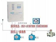 天然氣報警器CA-2100型