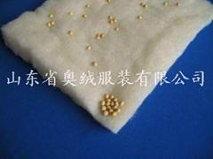 大豆蛋白热熔棉絮片