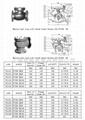 5K Lift Check Globe ValveJIS F7358/
