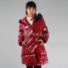 上海米迪坦貿易外貿羽絨服