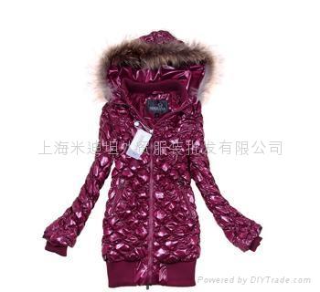 2010秋冬時尚新品羽絨服全面上市 1