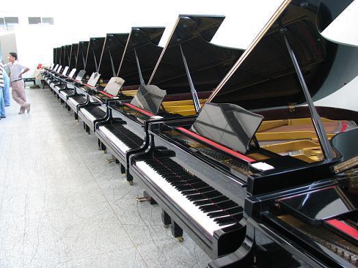 日本原裝進口二手雅馬哈,卡哇伊鋼琴 2