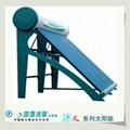 上海四季沐歌太阳能热水器冰火2000/14 容量160L